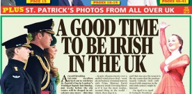 In the March 22 Irish World