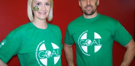 A GOAL St Patrick's Day Badge – more than just a shamrock!