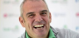 McGinley has Ryder Cup glory in his sights