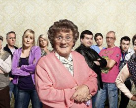 Trailer for Mrs Brown's Boys D'Movie released