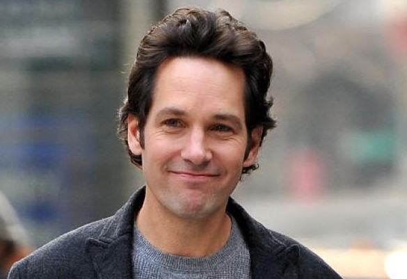 Paul Rudd and acting friends visit Donegal