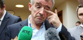 O'Leary apologises for making Queen joke