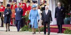 President Michael D Higgins' State Visit in Pictures