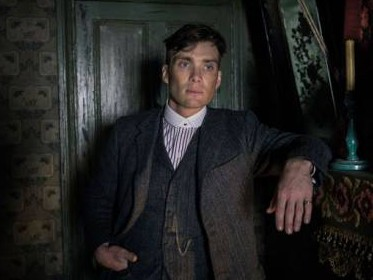 US nod for Cillian's Peaky Blinders