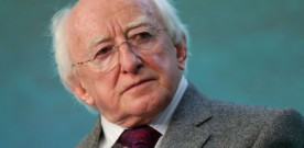 "Higgins at Westminster: ""Long may our peoples walk together"""