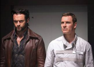 Fassbender, Jackman boogied to Blurred Lines