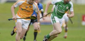Antrim progress after harsh London dismissal