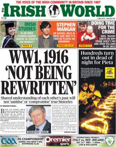 This week's Irish World