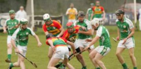 Heartbreak for London as Carlow strike late blow