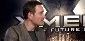 Video: Fassbender, McAvoy impersonate co-stars
