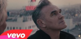Morrissey's new video starring Pamela Anderson