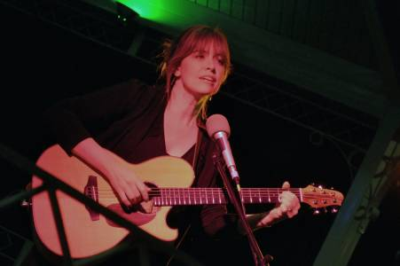 Sarah is known for her warm and engaging stage shows as well as her musical talent
