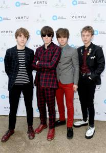 The smart-suited Strypes
