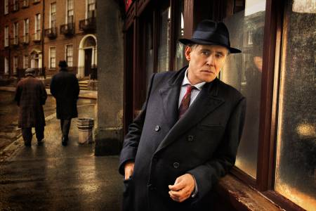 Stanley feels working with Gabriel Byrne raises his game