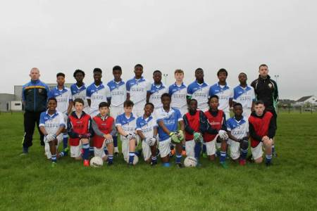 Dulwich Harps prepare to take on Killeavy