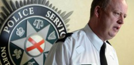 Northern Ireland's police service gets one of its own