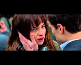 Jamie Dornan's first clips as Christian Grey revealed