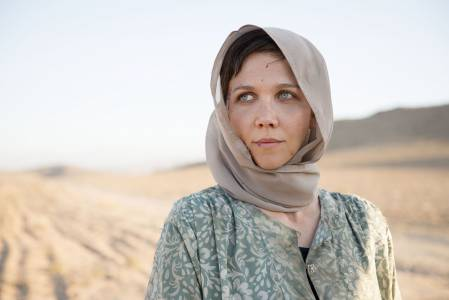 Maggie Gyllenhaal stars in The Honourable Woman