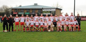 Shock loss for favourites Tir Chonaill Gaels