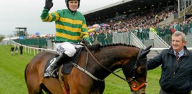 Tony McCoy chasing down Martin Pipe's historic record