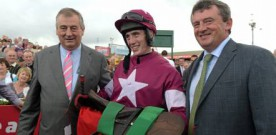 Noel Meade wins first Galway Plate with Road To Riches