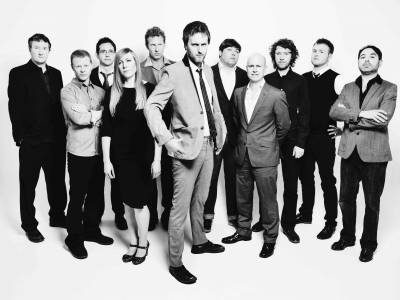 Revival is Bellowhead's first major label release