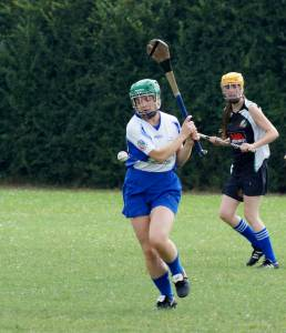 Caroline Kelly Tara Camogie Club London
