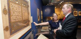 Rare chance to see historic art treasures