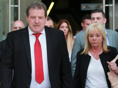 Steve and Carmel Collins were at court last week to see Wayne Dundon convicted of their son Roy's murder