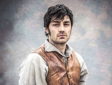 Matthew McNulty plays Daniel Bate