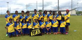 Now the girls are at it too.. Dulwich Harps u14s travel to Ireland