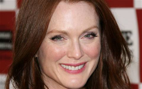 One of Hollywood's most famous redheads Julianne Moore