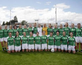 London GAA ladies in waiting