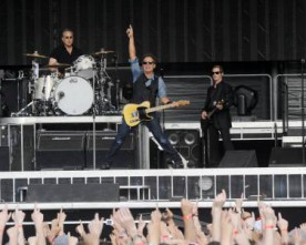 Springsteen at the RDS – two years ago today