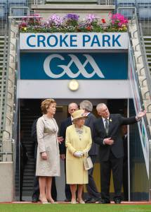 Photocall - 5506 Queen at Croke Park 00120489