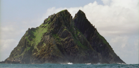 Star Wars Episode VII 'to be filmed off of Kerry'