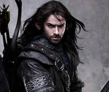 Turner as Kili