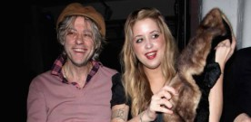 Geldof's 'intolerable' pain at losing Peaches