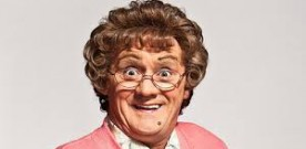 Mrs Brown voted best sat-nav voice
