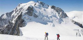 Irish climbers fall to deaths from Mont Blanc