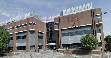 harrow crown court