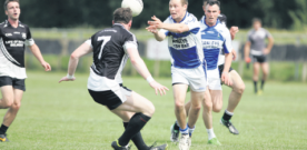 Moyles set the pace for Kiernan's