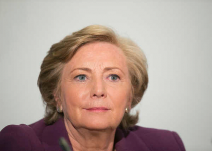 Frances Firzgerald, Ireland's Minister for Justice