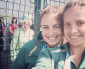 Glasgow 2014: Queen photo-bombs athlete's selfie