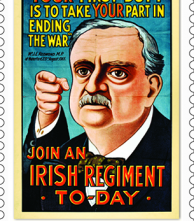 An Post releases WW1 commemorative stamps