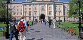 Trinity wants to triple its NI students