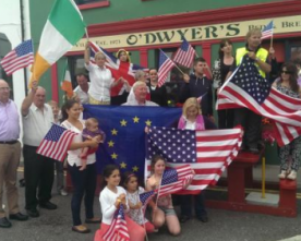 Kerry residents fight back against anti-American label