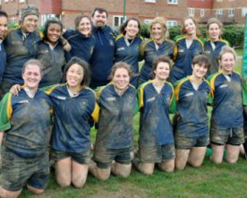 Kilburn Cosmos rugby recruiting ladies GAA players