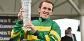 McCoy clinches first Galway Handicap Hurdle win for boss JP