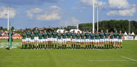 Irish women's rugby making history